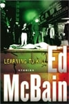 Learning to Kill | McBain, Ed | Signed First Edition Book