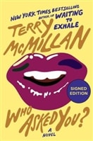 Who Asked You? | McMillan, Terry | Signed First Edition Book