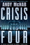 McNab, Andy - Crisis Four (First Edition)