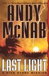 McNab, Andy- Last Light (Signed First Edition)