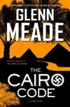Cairo Code, The | Meade, Glenn | Signed First Edition Trade Paper Book