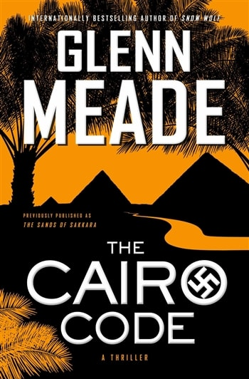 The Cairo Code by Glenn Meade
