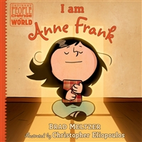 Meltzer, Brad | I am Anne Frank | Signed First Edition Book