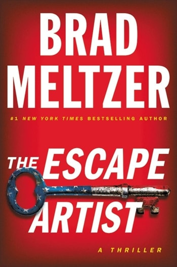 The Escape Artist by Brad Meltzer