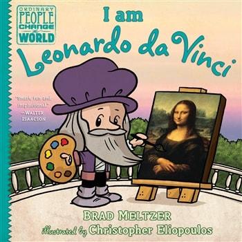 I Am Leonardo da Vinci by Brad Meltzer
