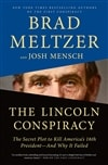 Meltzer, Brad & Mensch, Josh | Lincoln Conspiracy, The | Signed First Edition Book
