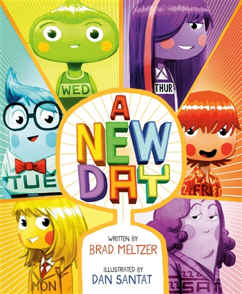 A New Day by Brad Meltzer
