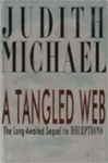 Michael, Judith - Tangled Web, A (First Edition)