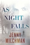 As Night Falls | Milchman, Jenny | Signed First Edition Book