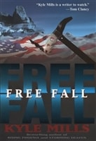 Free Fall | Mills, Kyle | Signed First Edition Book