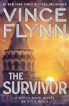 The Survivor by Kyle Mills & Vince Flynn | Signed First Edition Book