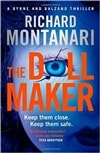 Doll Maker, The | Montanari, Richard | Signed First Edition UK Book