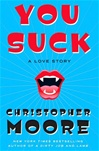 You Suck | Moore, Christopher | Signed First Edition Book