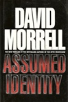 Assumed Identity | Morrell, David | Signed First Edition Book