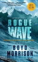 Rogue Wave | Morrison, Boyd | Signed 1st Edition Mass Market Paperback Book