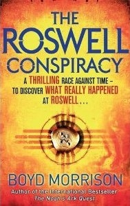 Roswell Conspiracy by Boyd Morrison