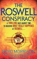 Roswell Conspiracy, The | Morrison, Boyd | Signed 1st Edition UK Trade Paper Book