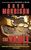 Vault, The | Morrison, Boyd | Signed 1st Edition UK Trade Paper Book
