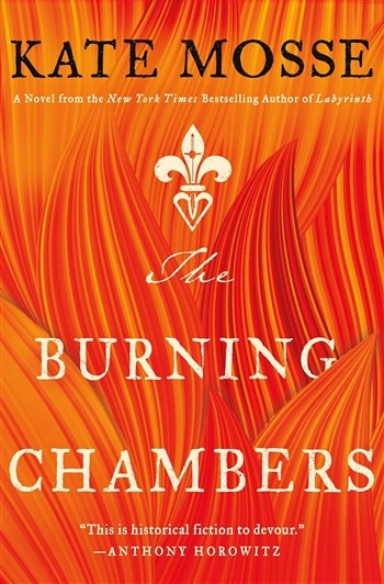 The Burning Chamber by Kate Mosse