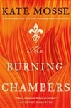Mosse, Kate | Burning Chambers, The | Signed First Edition Copy