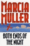 Muller, Marcia - Both Ends of the Night (Signed First Edition)