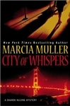 Muller, Marcia - City of Whispers (Signed First Edition)