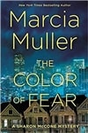Color of Fear, The | Muller, Marcia | Signed First Edition Book