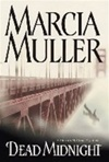 Muller, Marcia - Dead Midnight (Signed First Edition)