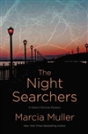 Night Searchers | Muller, Marcia | Signed First Edition Book