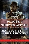 Plague of Thieves Affair, The | Muller, Marcia & Pronzini, Bill | Double-Signed 1st Edition