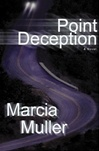 Point Deception | Muller, Marcia | Signed First Edition Book