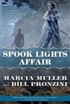 Muller, Marcia & Pronzini, Bill - Spook Lights Affair, The (Signed First Edition)