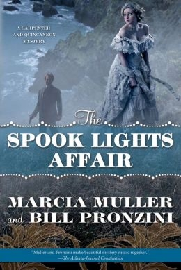 Spook Lights Affair by Marcia Muller and Bill Pronzini