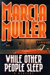 While Other People Sleep | Muller, Marcia | Signed First Edition Book