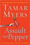 Myers, Tamar | Assault and Pepper | Signed First Edition Book