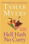 Hell Hath No Curry | Myers, Tamar | First Edition Book
