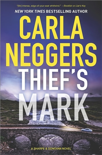 Thief's Mark by Carla Neggers
