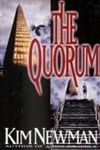 Quorum, The | Newman, Kim | Signed First Edition Book
