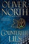 North, Oliver - Counterfeit Lies (Signed First Edition)