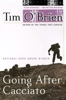 Going After Cacciato | O'Brien, Tim | Signed First Edition UK Book
