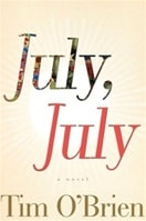 July, July | O'Brien, Tim | Signed First Edition Book