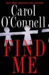 Find Me | O'Connell, Carol | Signed First Edition Book
