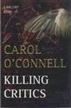 O'Connell, Carol | Killing Critics | Signed First Edition UK Book
