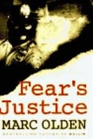Fear's Justice | Olden, Marc | First Edition Book