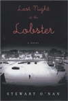 O'Nan, Stewart -  Last Night At The Lobster (Signed First Edition)