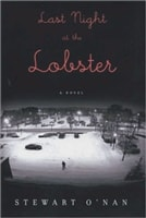 Last Night at the Lobster | O'Nan, Stewart | Signed First Edition Book