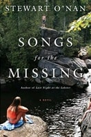 Songs for the Missing | O'Nan, Stewart | Signed First Edition Book