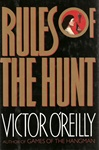 O'Reilly, Victor - Rules of the Hunt (Signed first)