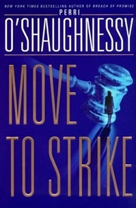 Move to Strike | O'Shaughnessy, Perri | First Edition Book