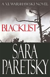 Blacklist | Paretsky, Sara | Signed First Edition Book